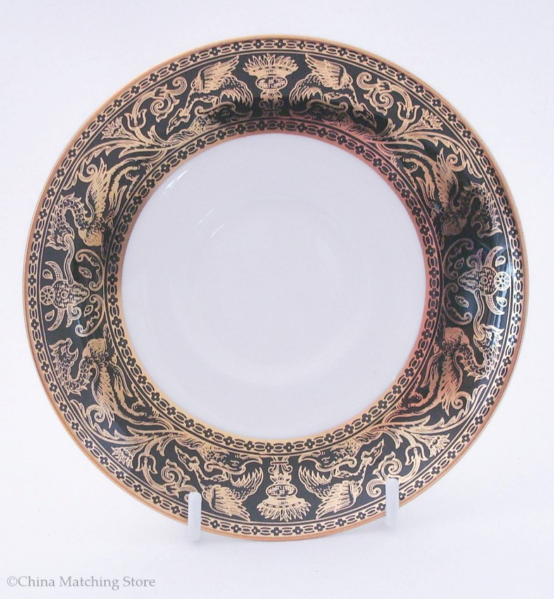 Wedgwood - Florentine - Arras Green - W4170
