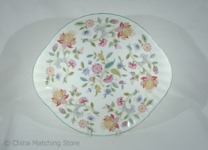 Haddon Hall - Round Bread & Butter Plate - (Eared)