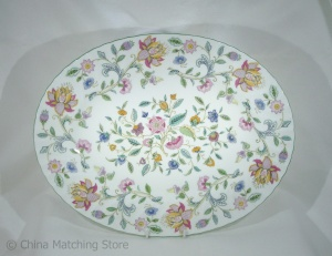 Haddon Hall - Oval Platter