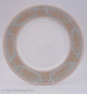 Columbia - Sage Green - Dinner Plate