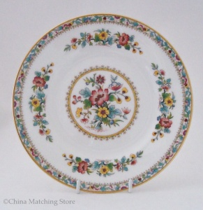 Ming Rose - Plate