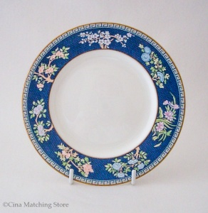 Blue Siam - Plate
