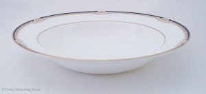 Cavendish - Rimmed Bowl
