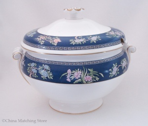 Blue Siam - Soup Tureen