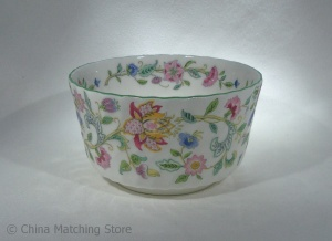 Haddon Hall - Open Sugar Bowl