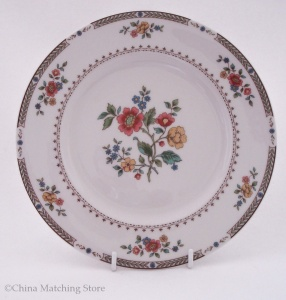 Kingswood - Plate