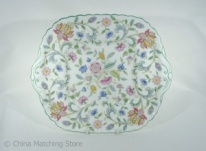 Haddon Hall - Square Bread & Butter Plate - (Eared)