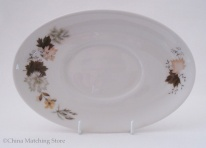 Royal Doulton - T.C.1025 - Gravy Boat Stand