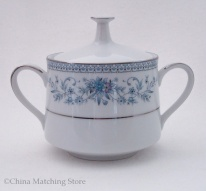 Blue Hill - Lidded Sugar Bowl