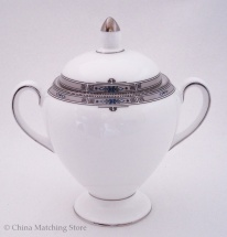 Amherst - Lidded Sugar Bowl