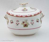 Bianca - Lidded Sugar Bowl