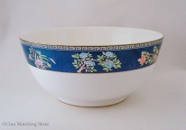 Blue Siam - Round Serving Bowl